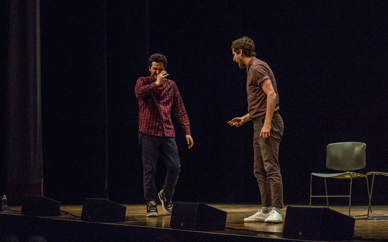 Middleditch and Schwartz - State Theater - Minneapolis MN - June ...