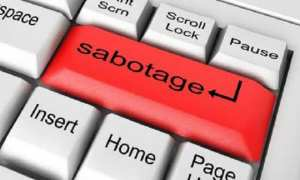 sabotage success