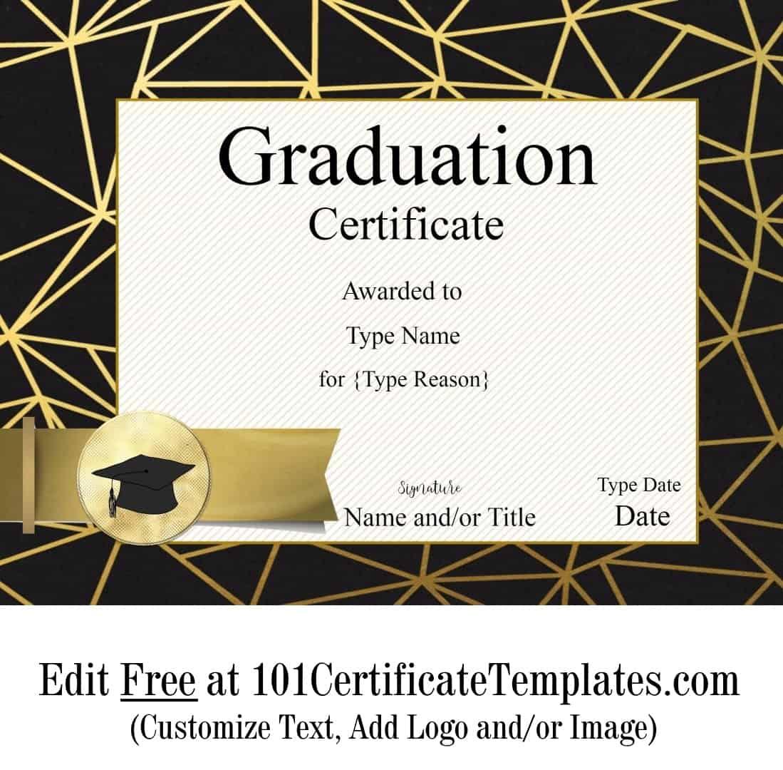 school certificates free