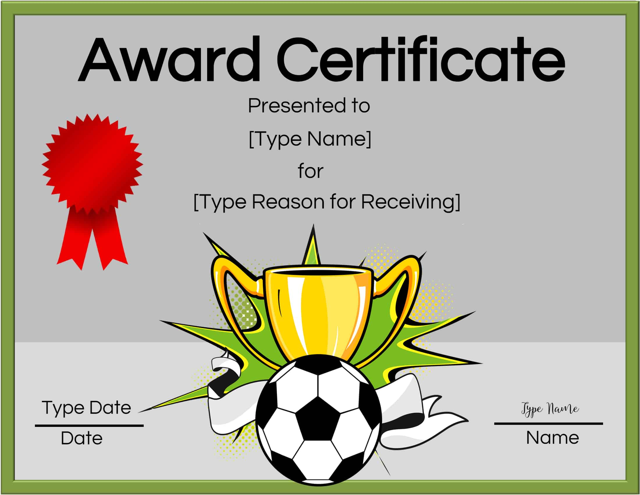 make a certificate online free