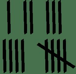 tally-marks