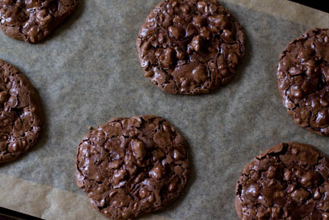 Chocolate Puddle Cookie Recipe