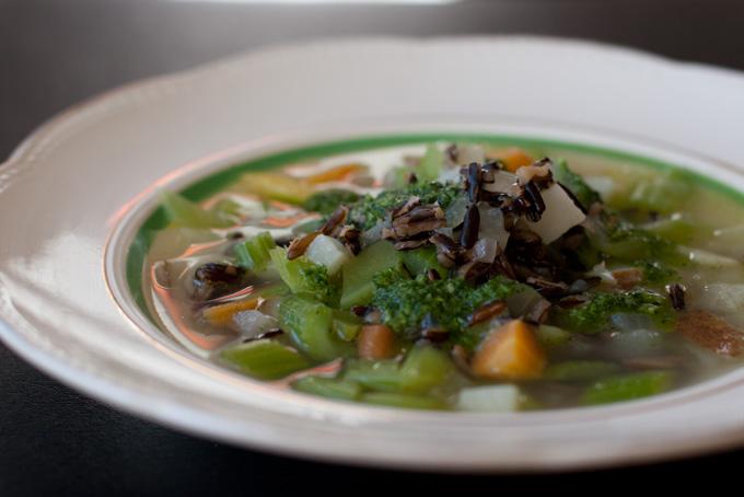 Chunky Celery Soup Recipe 101 Cookbooks