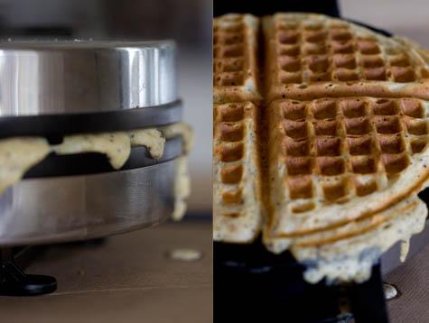 Multigrain Waffle Recipe
