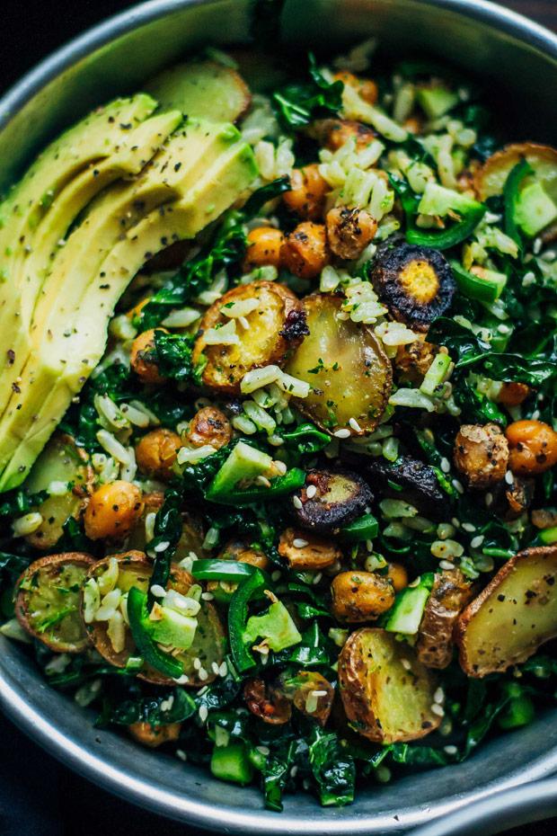 Twelve WholeFood PlantBased Kale Recipes You Should Try