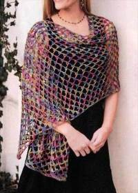 15 DIY Free Crochet Shawl Patterns  101 Crochet