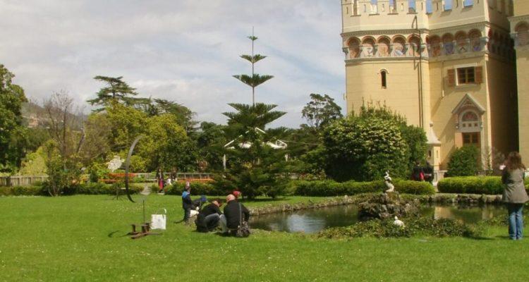 Picnic nel Parco di Arenzano