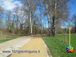 Acqui Terme - pista ciclabile