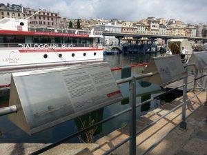 passeggiata a Genova con i bambini