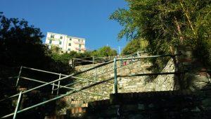 Passeggiata a Corniglia