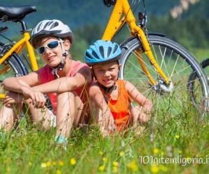 Bicicletta con i bambini