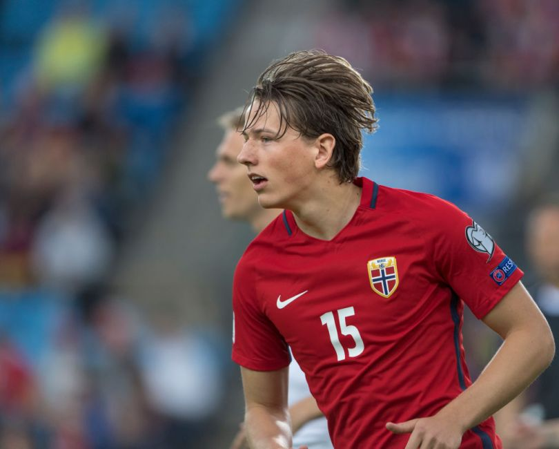Clubs line up as Sander Berge release clause slashed.