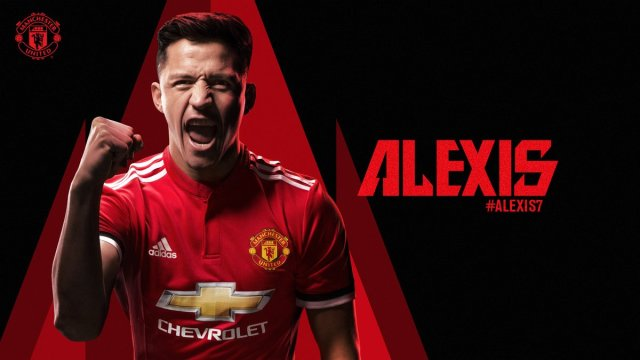 Image result for alexis sanchez for manchester united