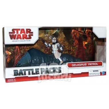 Set figurine Star Wars - Gelagrub Patrol