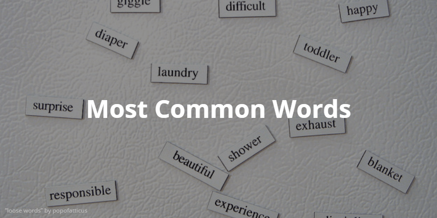 1,000 Most Common Words in Different Languages (with Audio