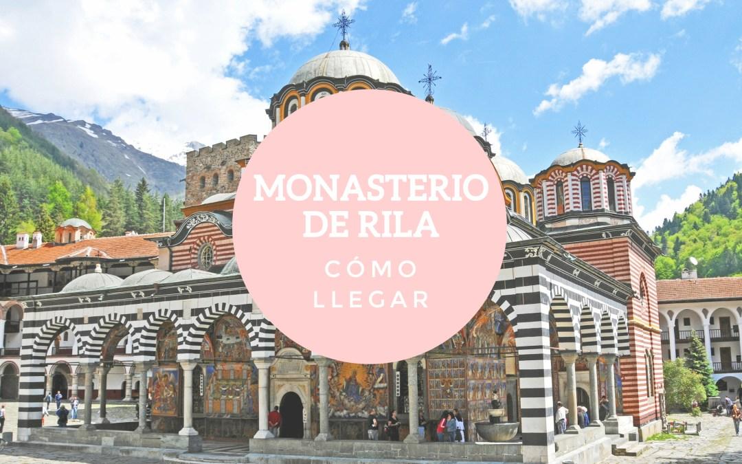 ¿Cómo llegar al Monasterio de Rila desde Sofía?