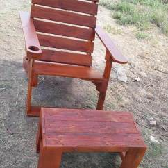 Miniature Adirondack Chairs Queen Anne Pallet Chair And Small Table