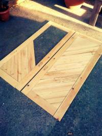 How to Build Pallet Cabinet for Storage - 101 Pallet Ideas