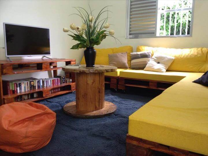 L Shape Sofa Living Room