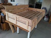 Pallet Dog Bed Tutorial - 101 Pallet Ideas