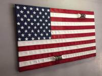 Pallet Flag for Wall Art