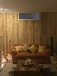 Rustic Pallet Wood Wall Paneling