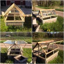 Inspired Wood Pallet Projects And Ideas - Of