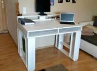 DIY Custom Pallet Table ideas - 101 Pallet Ideas