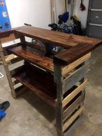 Step By Step Diy Pallet Furniture Plans