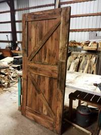 Doors Made Out of Pallets - 101 Pallet Ideas