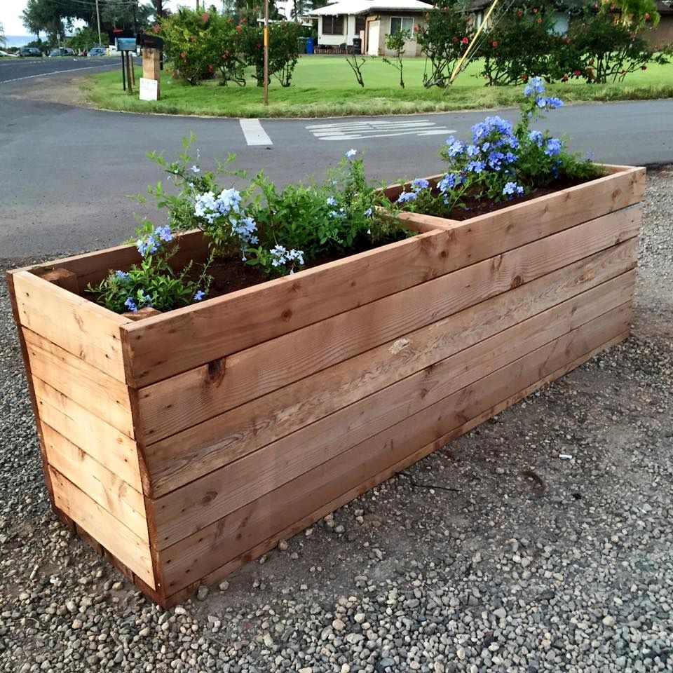 DIY Pallet planters Projects