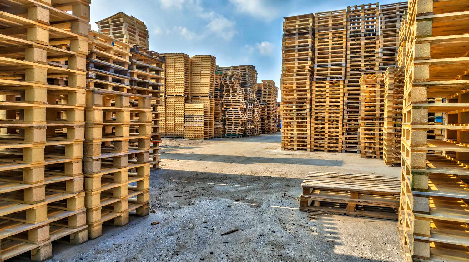 pallet wood recycling