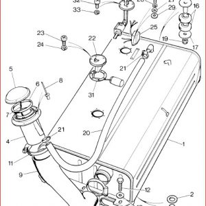 Fuel Filter Bolt Pin Fuel Filter Drain Plug Wiring Diagram