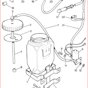 12 Volt Dash Light Alternator Dash Light Wiring Diagram