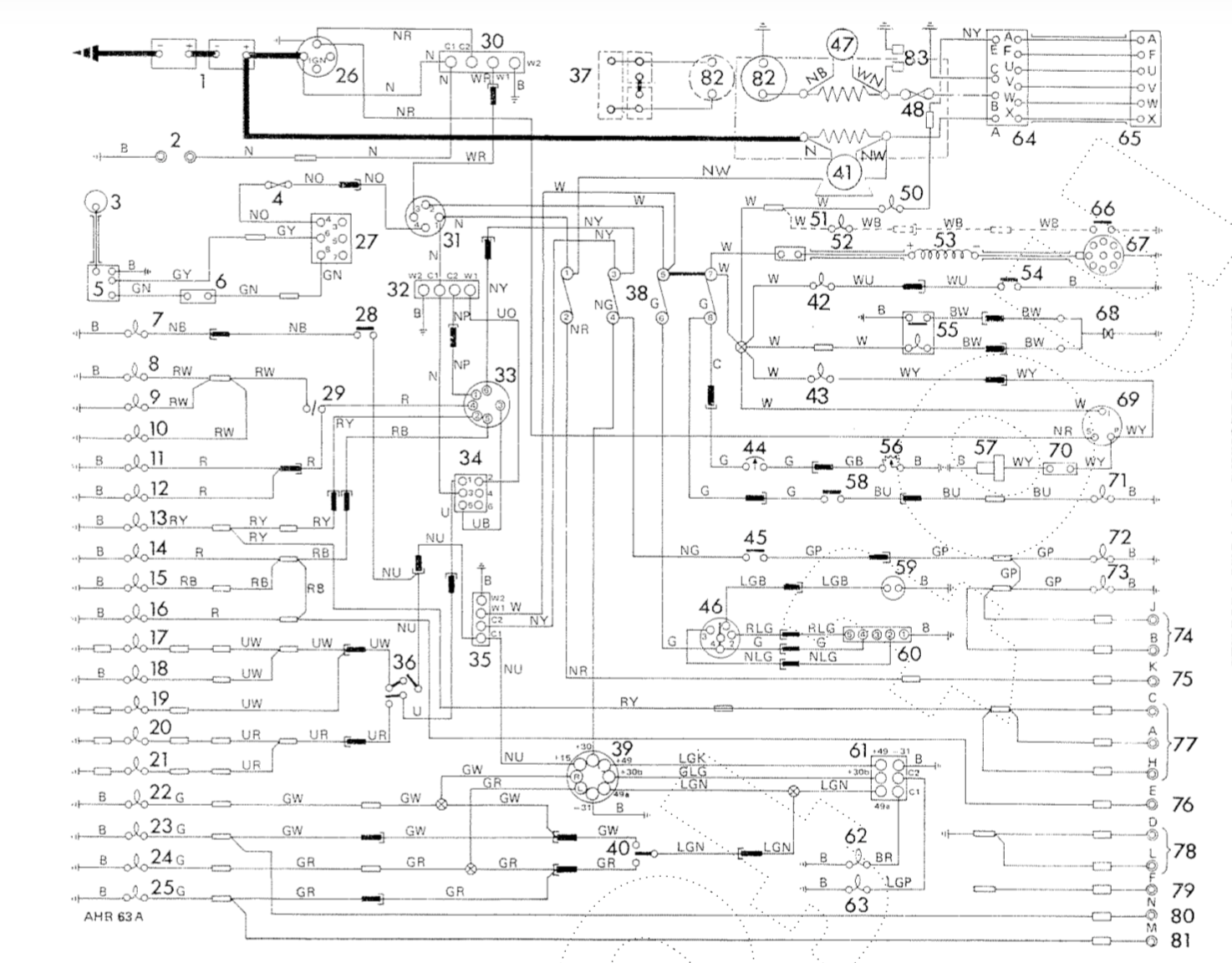 hight resolution of diagram land wiring rover stc8884 wiring diagramland rover 24v wiring diagram wiring diagram z424v wiring diagram