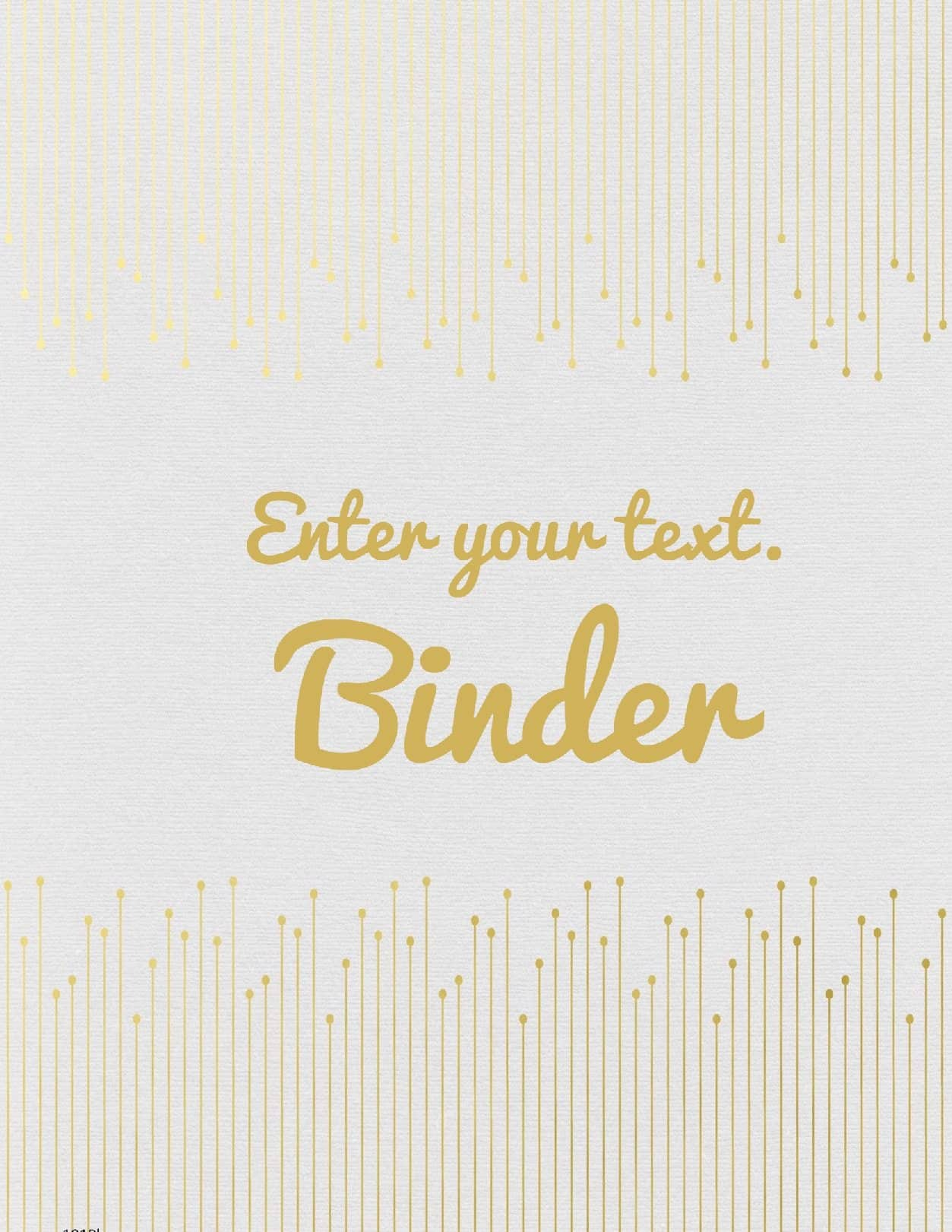wedding binder cover page template