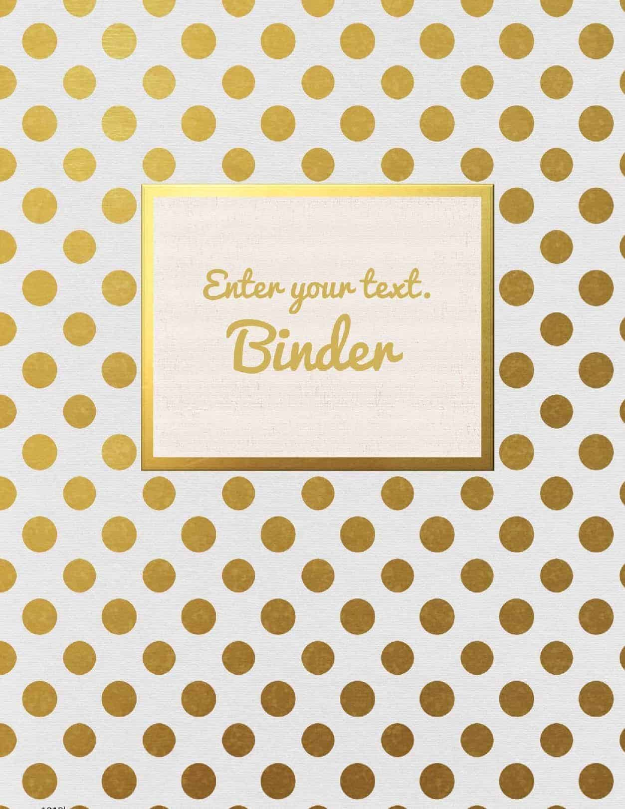 Awesome Cute Binder Wallpapers That Are Printable Free Stunning Binder Cover Templates Customize Online