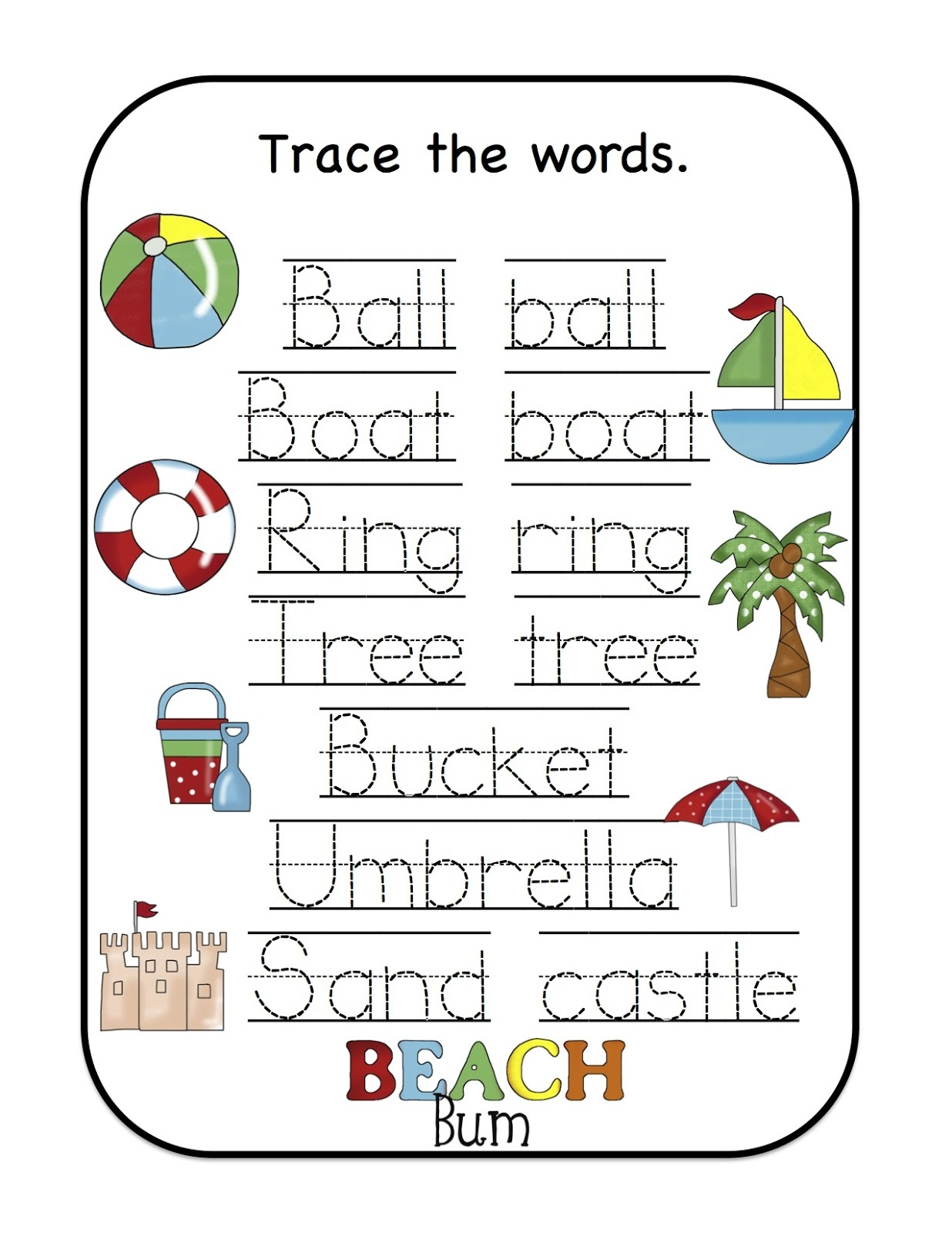 Name Trace Worksheet As Writing Devise
