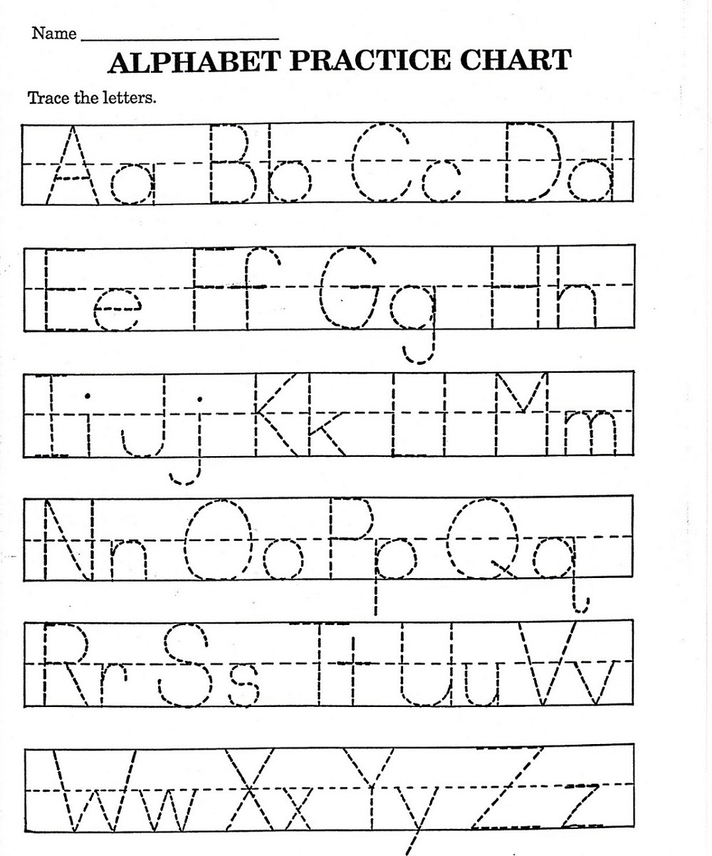 hight resolution of ABC Printable Worksheet for Kindergarten   101 Printable