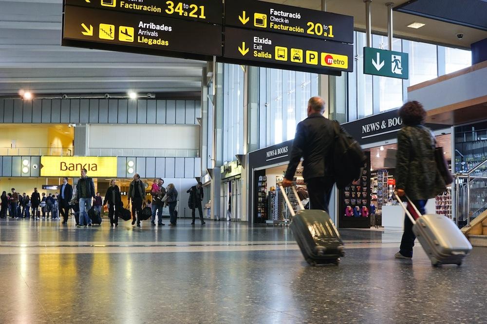 Aeropuerto Manises Valencia traslados y transporte