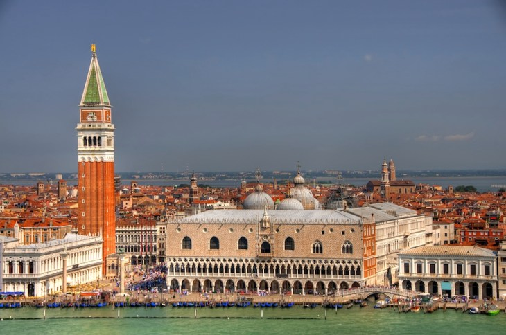 Campanile San Marcos Venecia, visitas, horario, precio - 101viajes