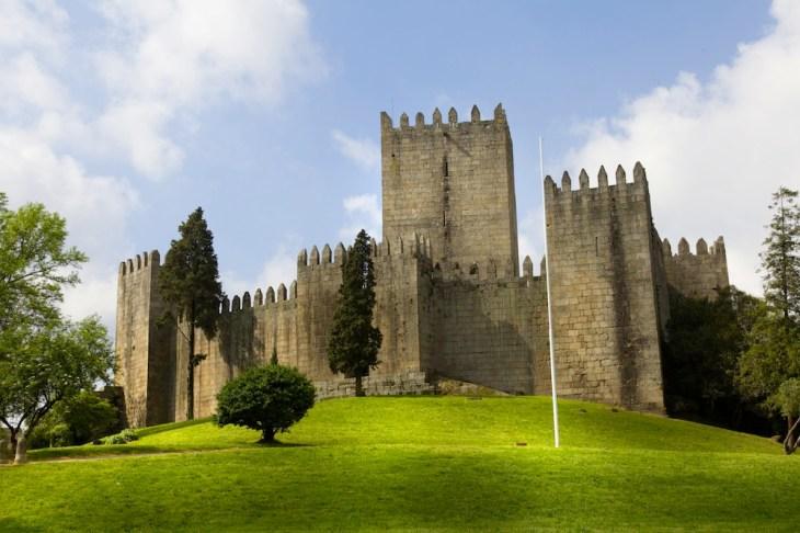 Castillo de Guimaraes Portugal - 101viajes