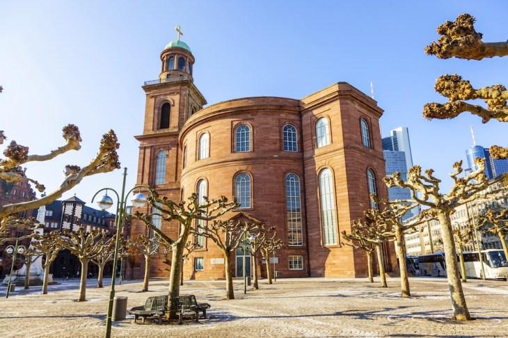 Iglesia San Pablo de Frankfurt, Paulskirche, dirección y horario ...