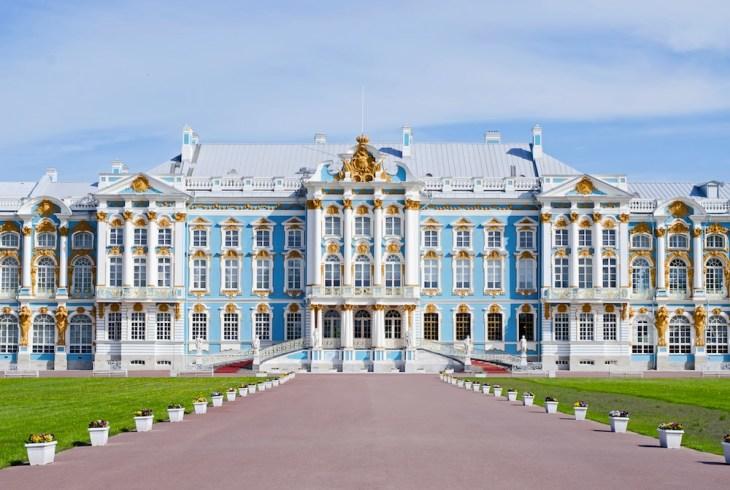 Jardines y Palacio de Verano San Petersburgo - 101viajes