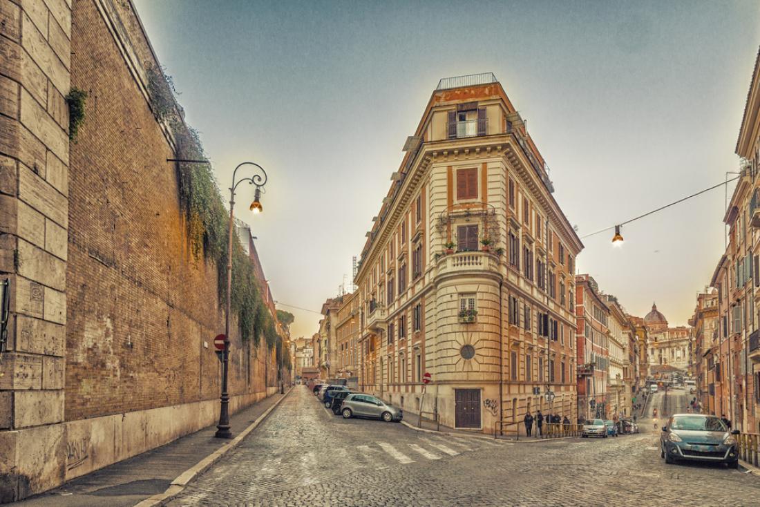 Alojamiento Roma hoteles y apartamentos baratos en Roma