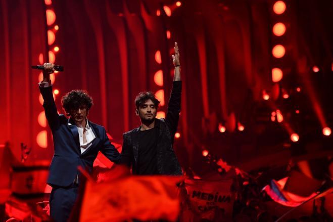 Eurovision Song Contest 2018: Ermal Meta e Fabrizio Moro raggiungono la 5a posizione!