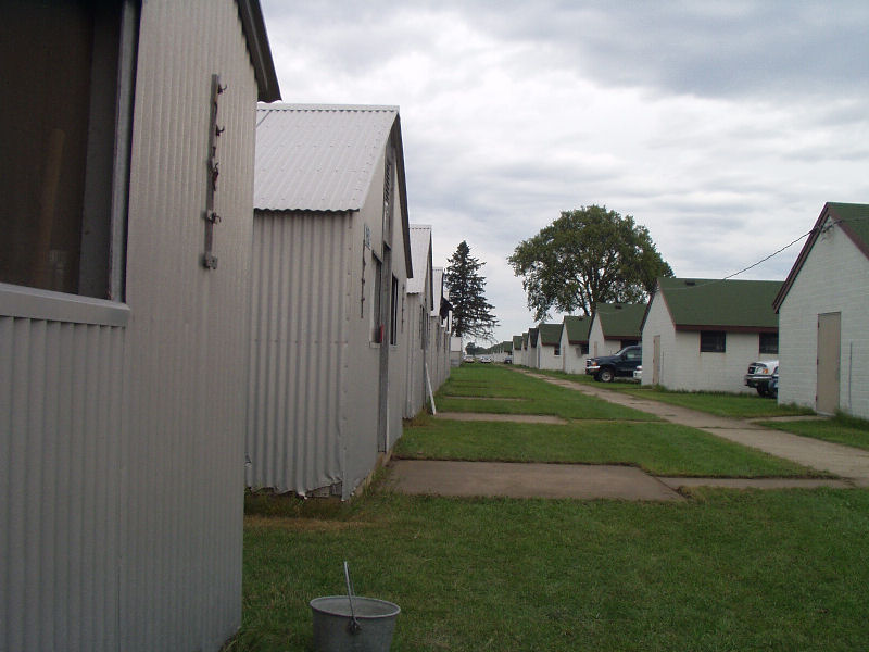 105th Engineer Combat Battalion Camp Ripley 2005