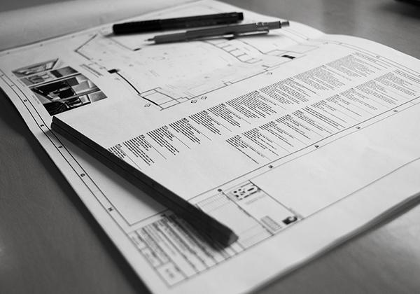 Architect Construction Documents 10 84 Studio