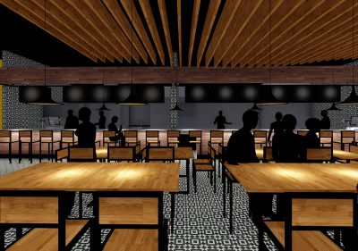 A2 Gastronomy Plaza