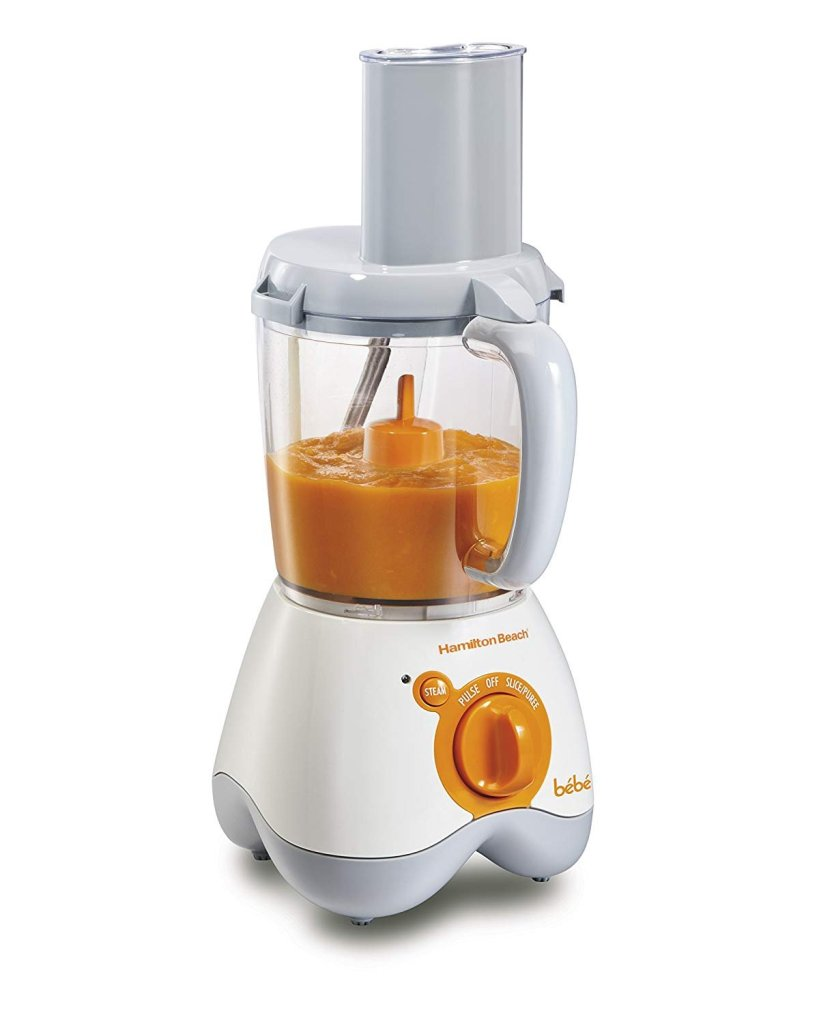 baby food steamer and blender